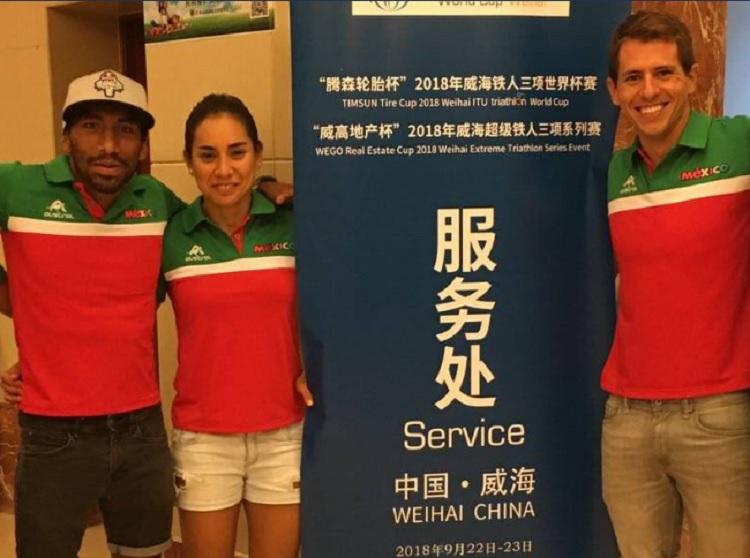 Concluye Grajales décimo cuarto en Copa del Mundo de China
