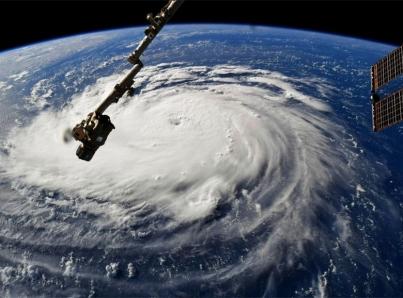 "Alertan sobre ""alta peligrosidad"" de Florence en costa este de EUA"
