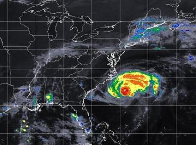 """Florence se debilita pero amenaza con """"mortales"""" inundaciones en EUA"""