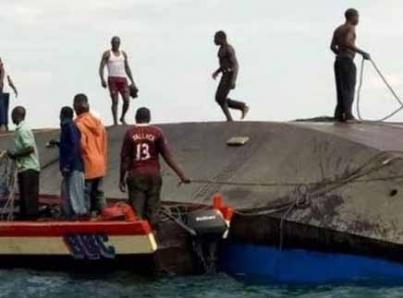 Más de un centenar de muertos tras naufragar ferry en Tanzania