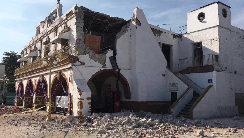 Tras sismo del año pasado, el estado de Morelos avanza en la reconstrucción