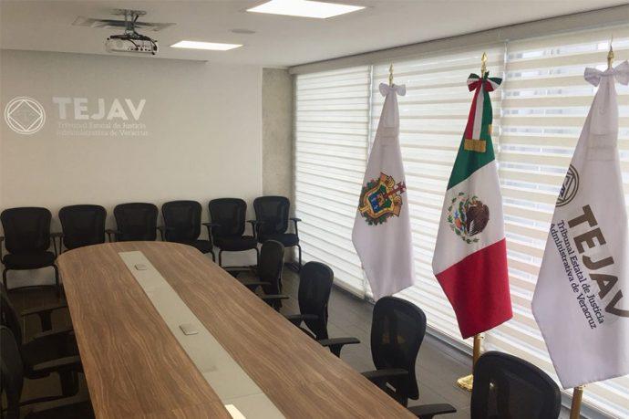 Tribunal Estatal de Justicia Administrativa de Veracruz, reanuda actividades presenciales