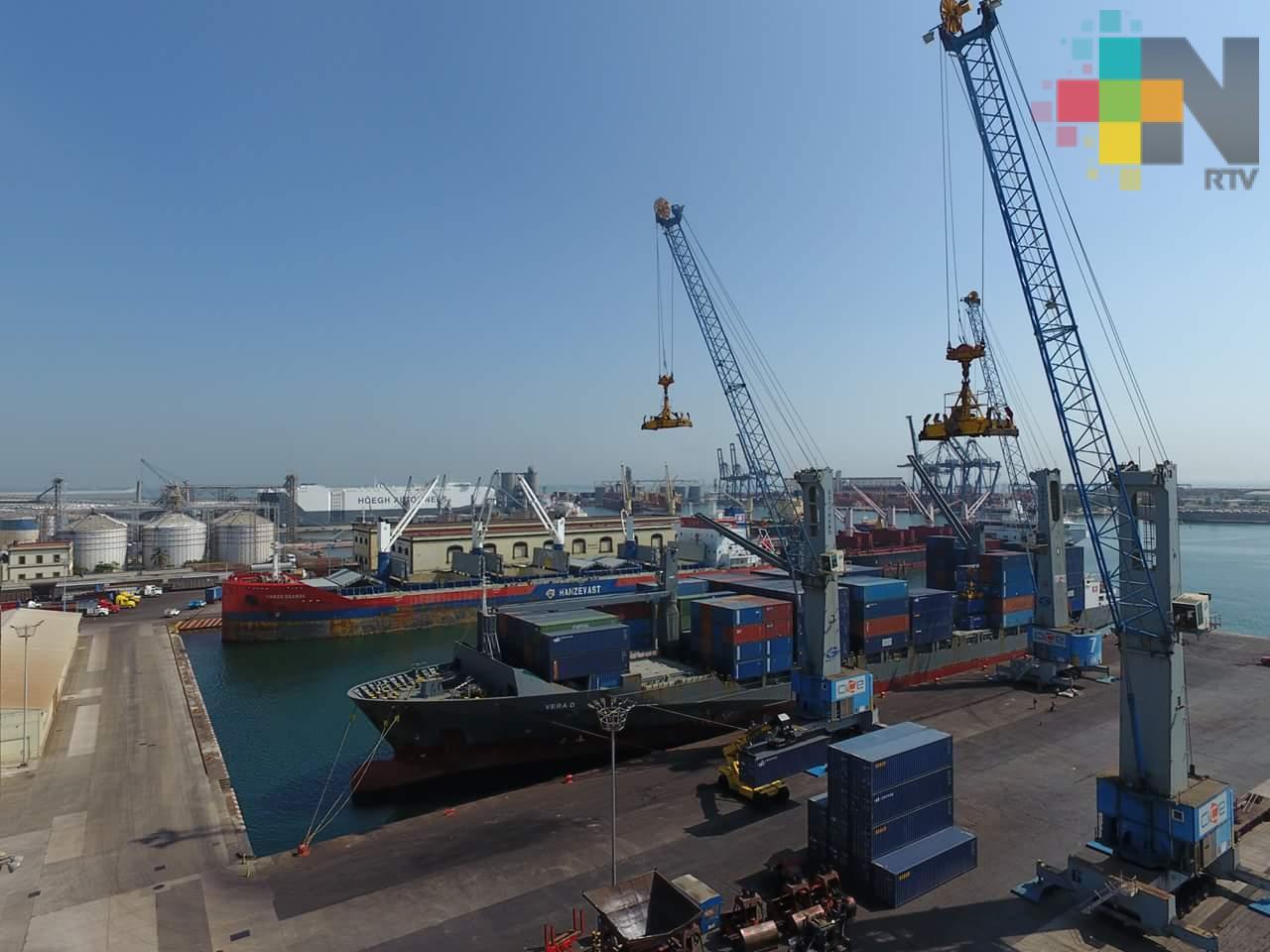 Veracruz, listo para optimizar los servicios de alto cabotaje: Apiver