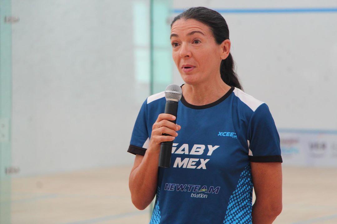 García, primera veracruzana en cruzar la meta de un Ironman