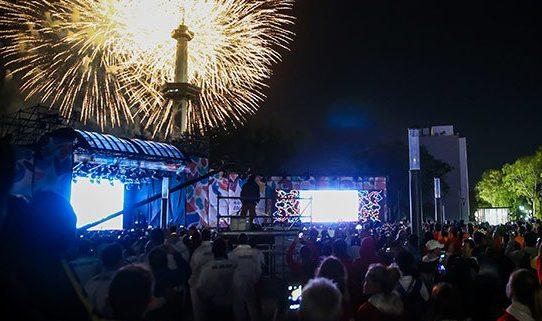 COI clausura Juegos Olímpicos de la Juventud Buenos Aires 2018