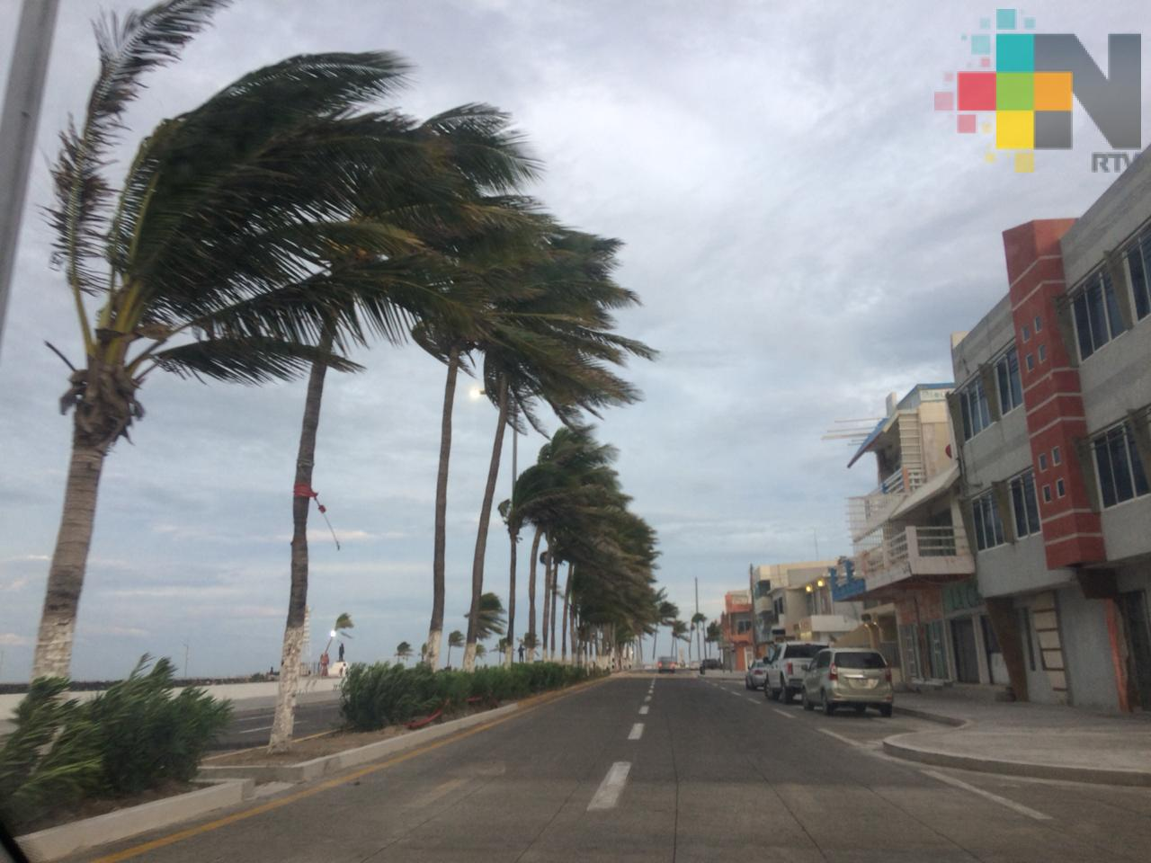 Pronostican evento de Norte en Veracruz