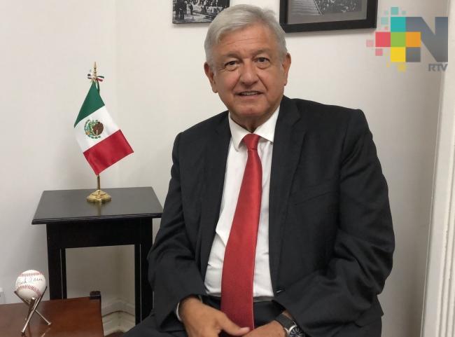 López Obrador dará este miércoles fecha de estrategia de seguridad
