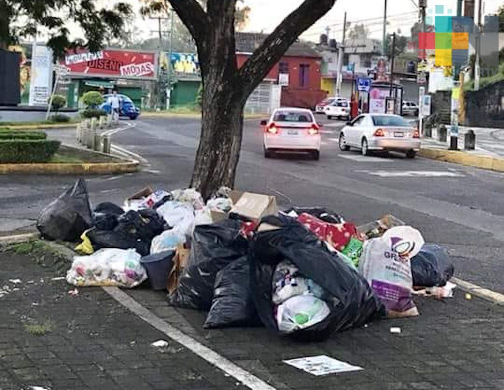 Xalapa podría perder 150 mdp para mejorar y ampliar vida útil del relleno sanitario: Fernández Garibay