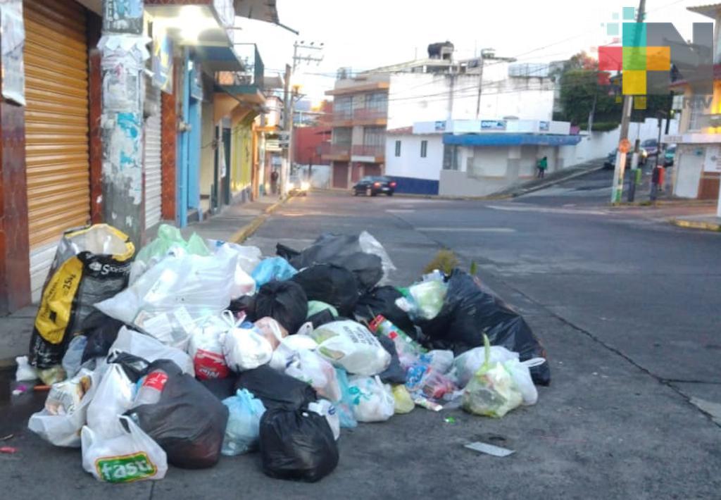 Ofrece gobernador Yunes su apoyo al alcalde de Xalapa para dar solución al grave problema de la basura