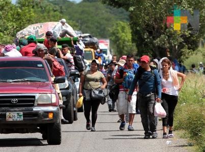 Se deben tomar medidas más rigurosas para evitar ingreso ilegal de centroamericanos: Diputado
