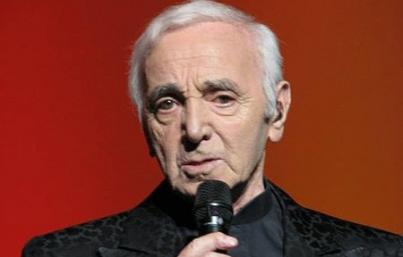 Muere el cantante francés Charles Aznavour