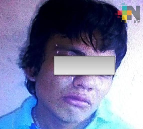 Detenido e imputado por intento de robo, en Coatzacoalcos