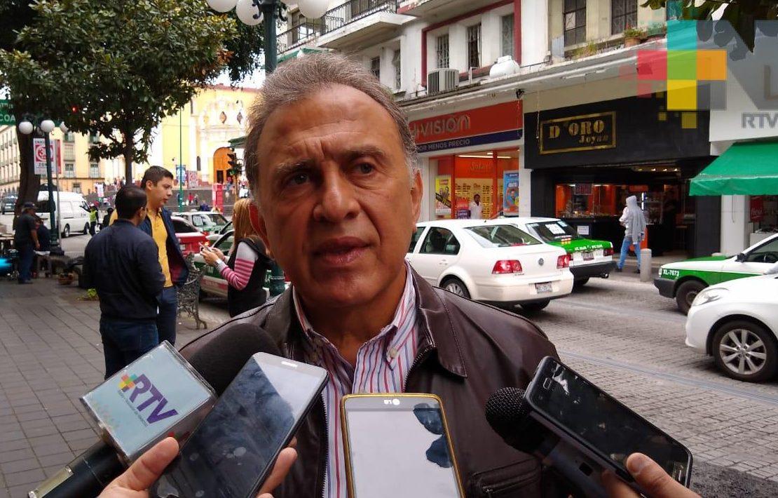 MAYL dará continuidad al proceso de recuperación de propiedad incautada a Duarte