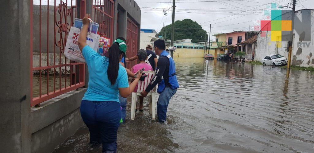 Dan por terminada Declaratoria de Emergencia para otros cuatro municipios de Veracruz