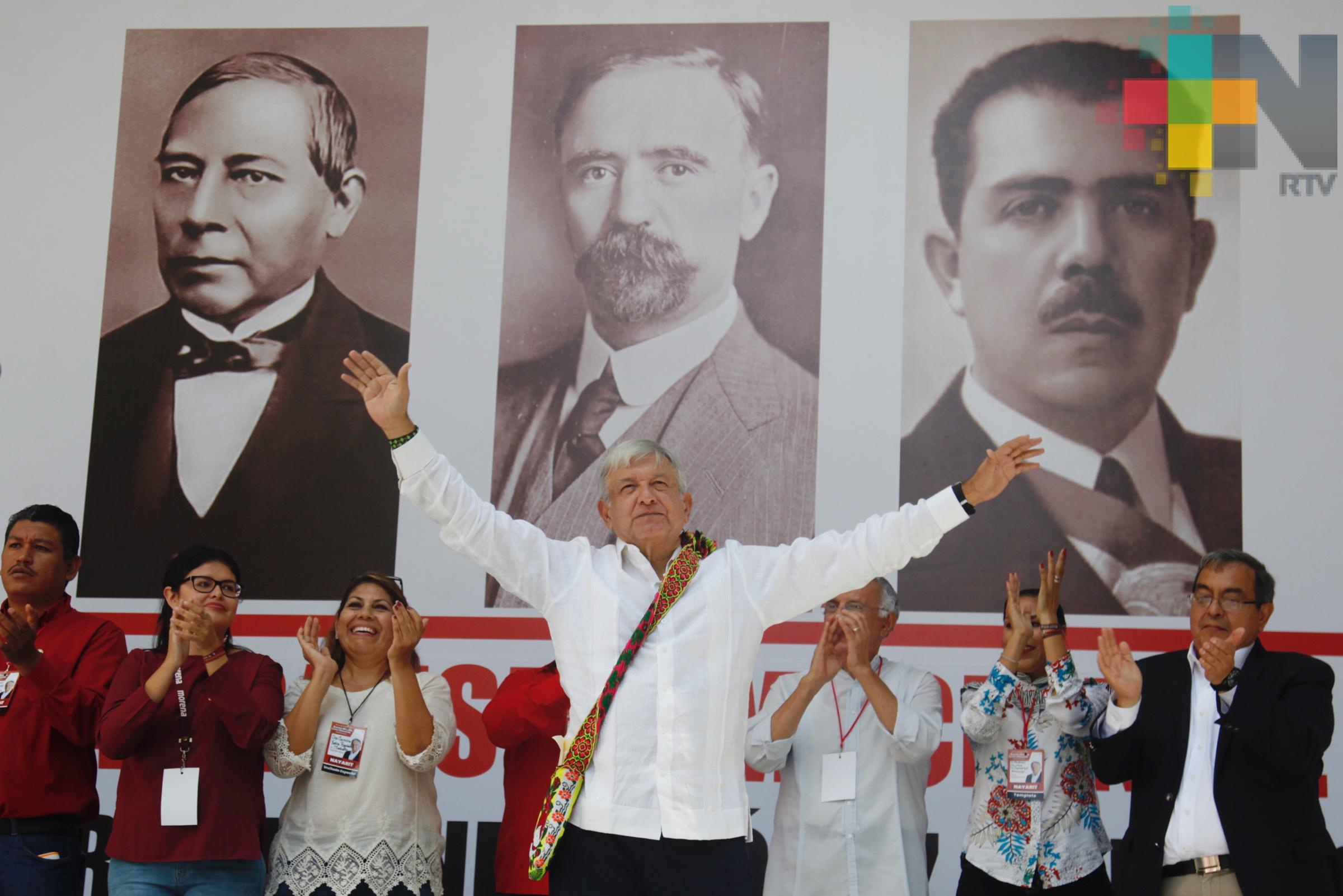 Nicolás Maduro y Kim Yong-Nam asistirán a toma de protesta de Andrés Manuel López Obrador