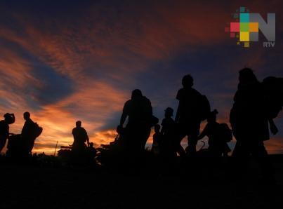 México y tres países acuerdan medidas ante flujo migratorio inédito