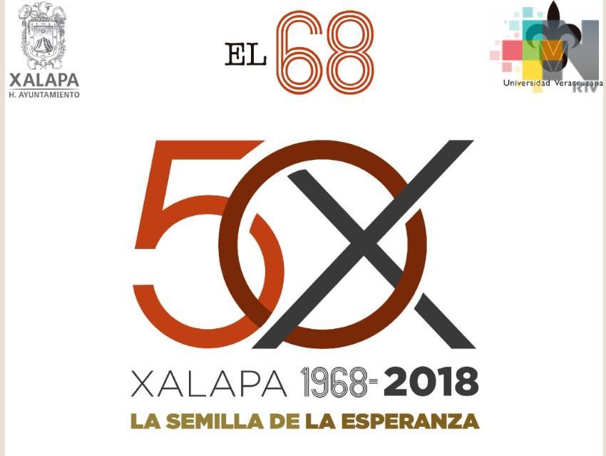 Invitan este viernes a asistir a actividades para conmemorar el Movimiento Estudiantil de 1968