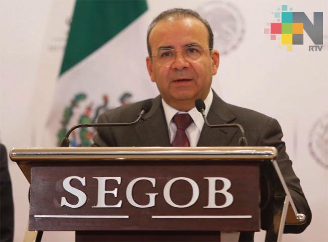 Rechaza Navarrete Prida retraso del Estado en identificación de desaparecidos
