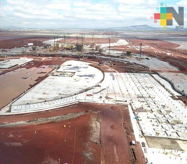 Grupo Aeroportuario cumplirá compromisos respecto al proyecto del NAIM