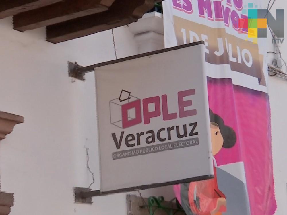 OPLE hará registro de personas sancionadas y condenadas por violencia política en razón de género