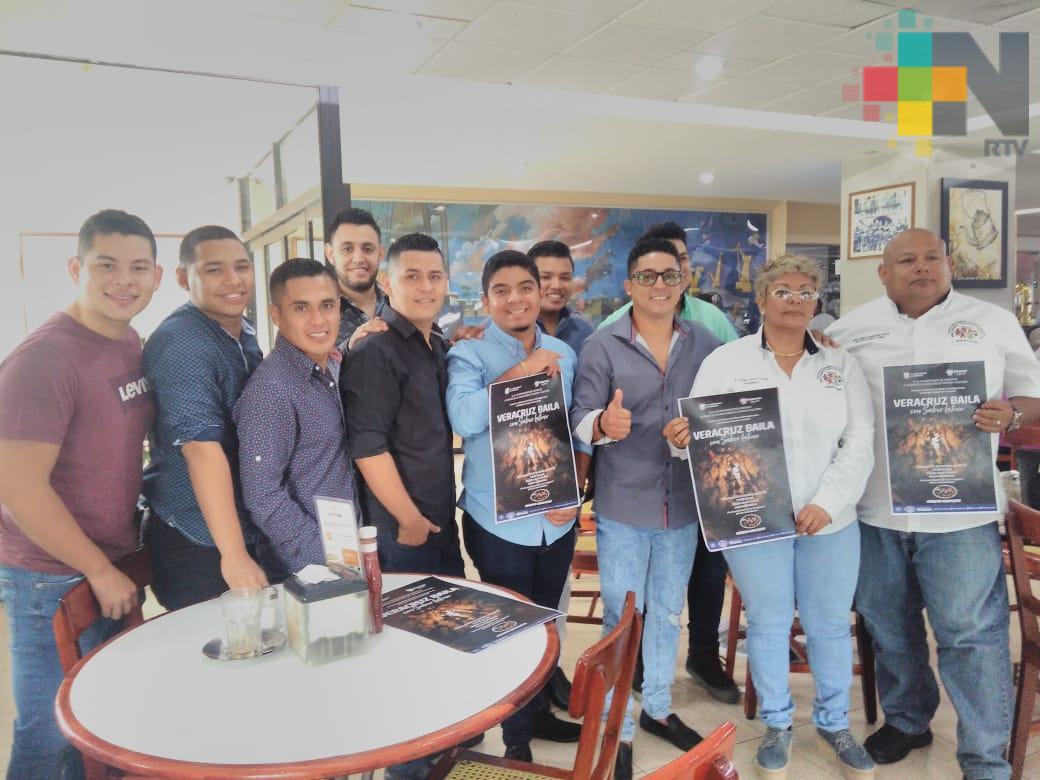 Presentarán «Veracruz baila con sabor latino» en zócalo de Veracruz