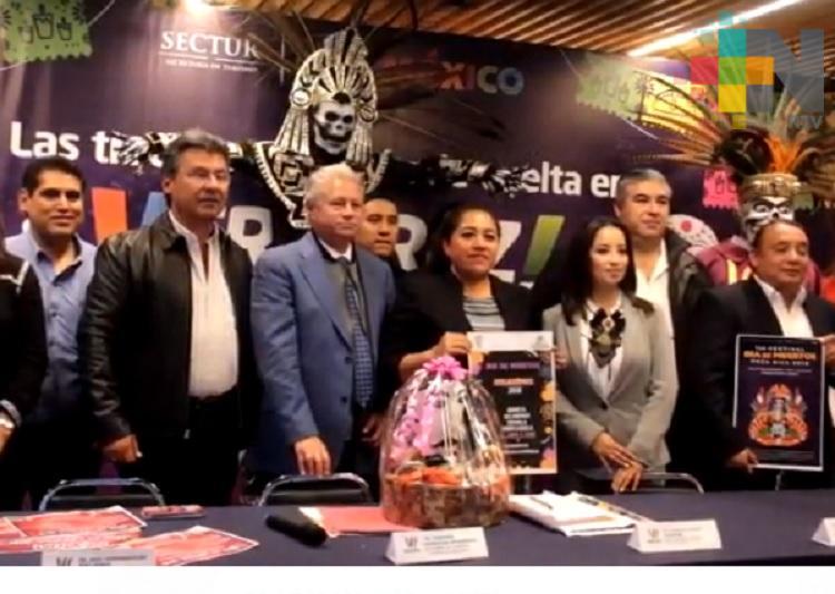 Municipios del norte de Veracruz se alistan para celebrar Xantolo 2018