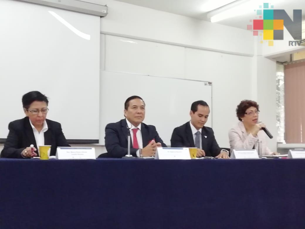 Inauguran foro anticorrupción en el Instituto de Investigaciones Jurídicas de la UV