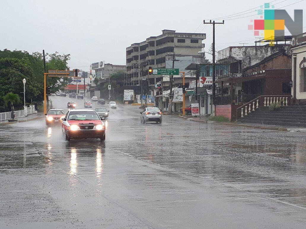 PC mantiene seguimiento a emergencia por lluvias en norte del estado