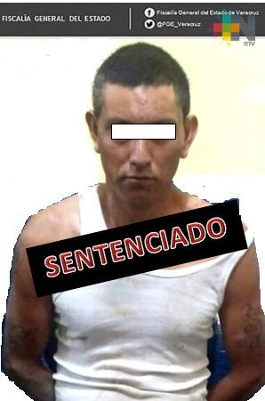 24 años de prisión obtiene Fiscalía Regional Tantoyuca por homicidio y violencia familiar