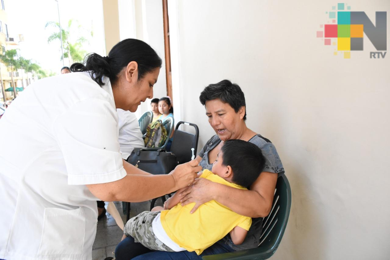 Realiza IMSS Veracruz Sur más de 419 acciones durante la Semana Nacional de Salud