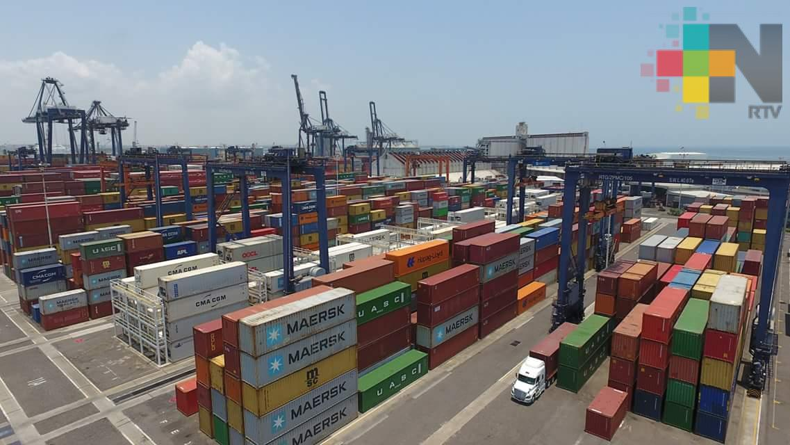 Difunde AMLO acuerdo de concesión del Puerto de Veracruz por 50 años más