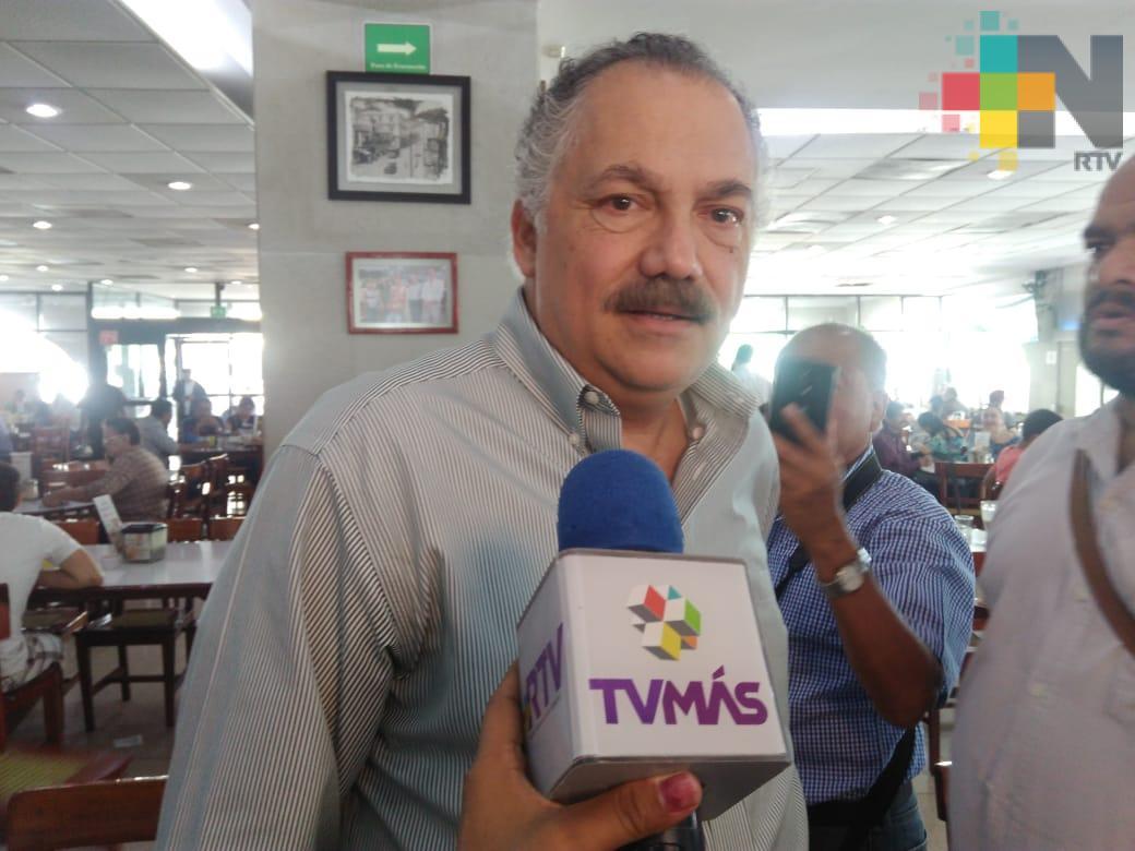 Se analiza propuesta para que la seguridad en puertos pase a la Secretaría de Marina: Ricardo Exsome