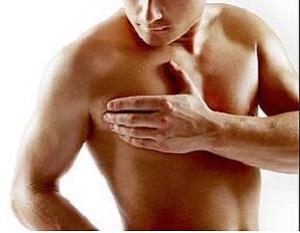 A la fecha, cáncer de mama en hombres tiene incidencia entre los 40 a 45 años