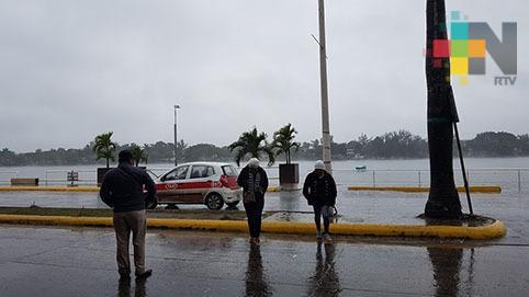 Se esperan lluvias para el fin de semana en la entidad veracruzana