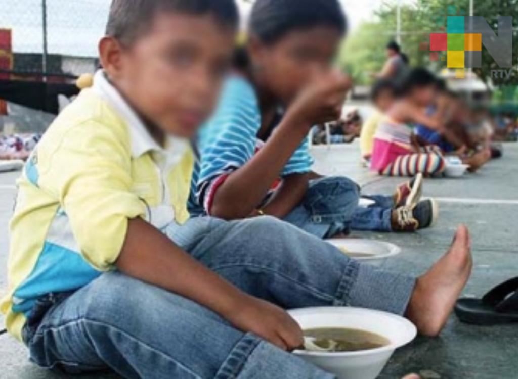 DIF Estatal pretende abrir centro para atender niños migrantes no acompañados