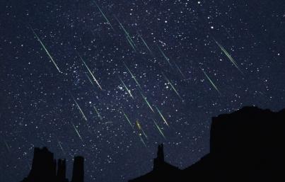 Lluvia de meteoros Leónidas adornará el cielo este fin de semana
