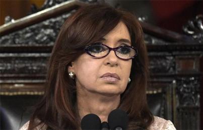 Cristina Fernández inicia precampaña por vicepresidencia de Argentina