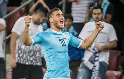 Selección Israel destaca en jornada dominical de Liga de Naciones UEFA