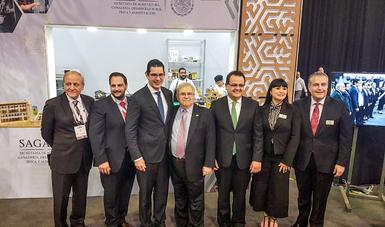 """Fortalece Sagarpa ventas del sector agroalimentario en la expo """"ABASTUR 2018"""""""