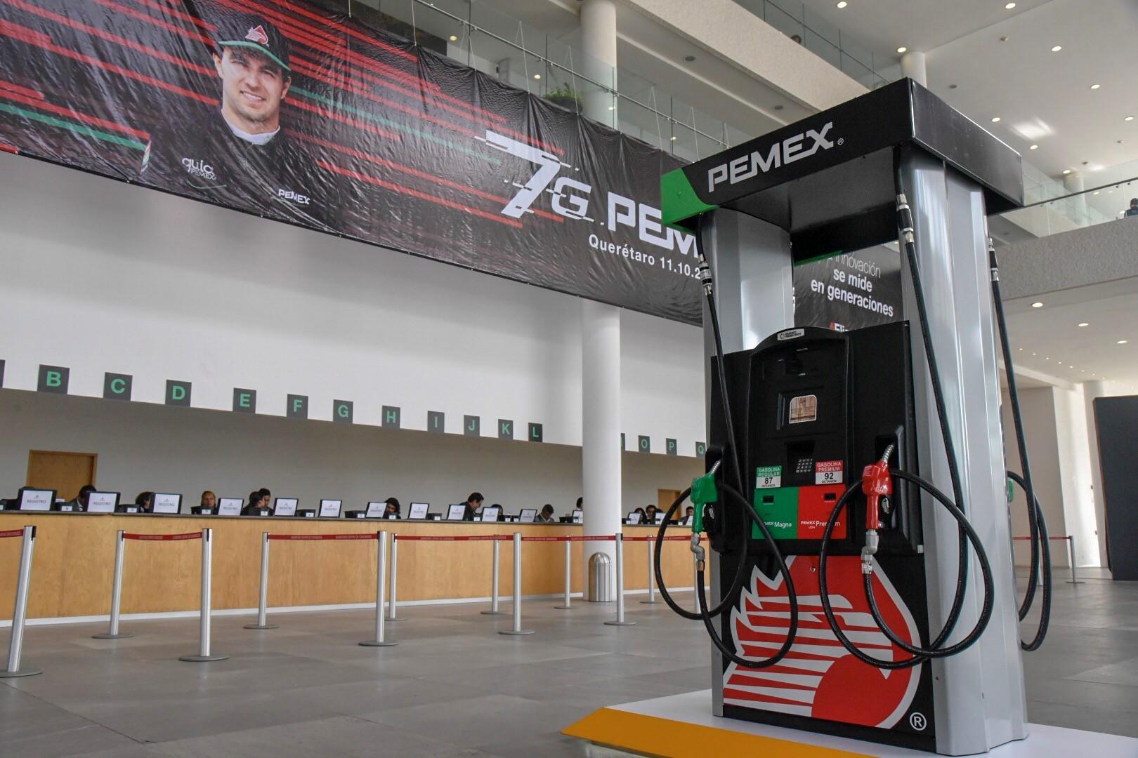 Pemex presenta nuevo aditivo para gasolinas que brinda máximo desempeño, limpieza activa y protección para el motor
