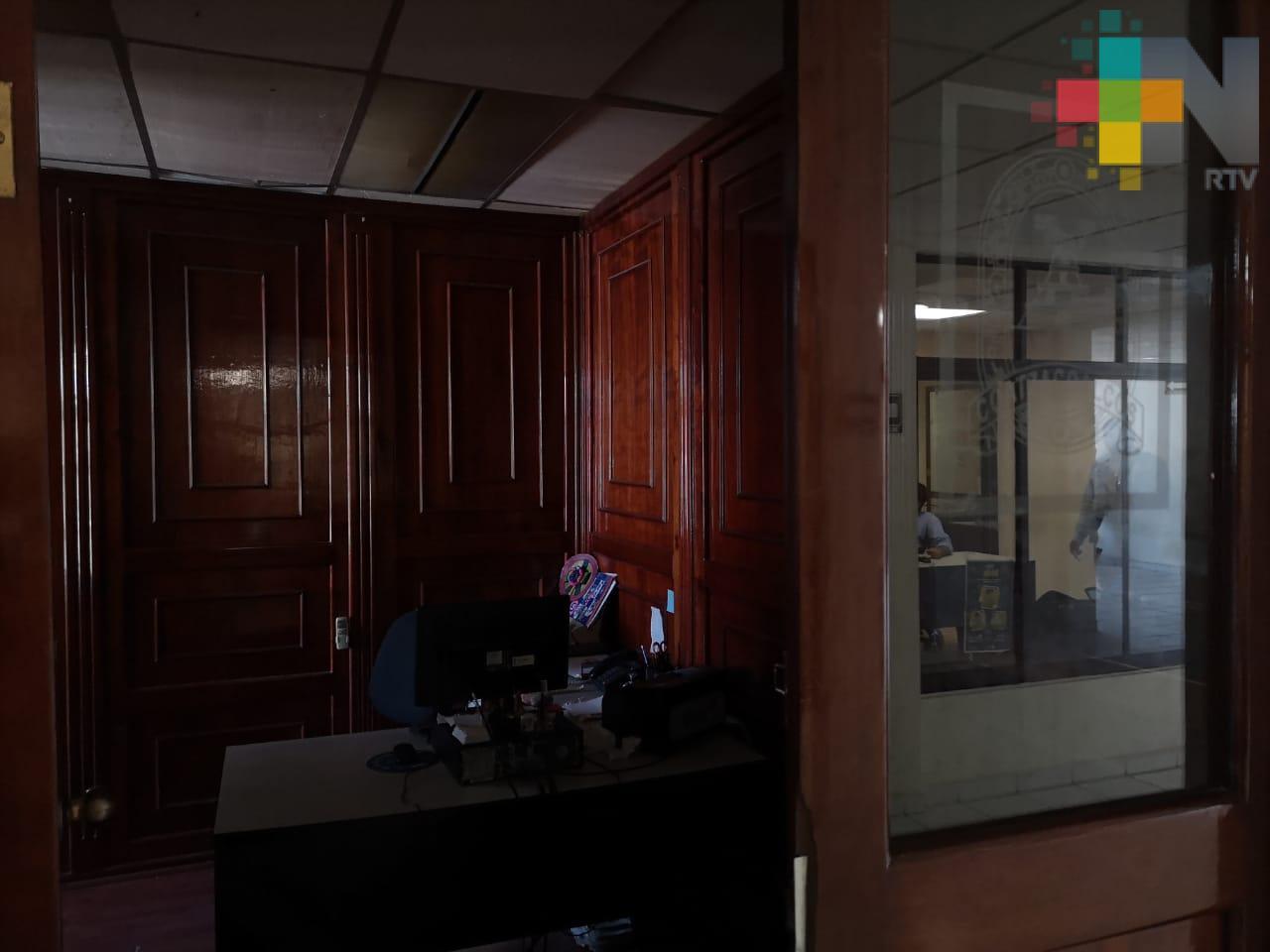 CFE suspende servicio de energía eléctrica al ayuntamiento de Coatzacoalcos