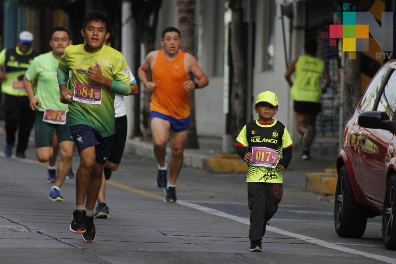 El equipo Corriendo por Sonrisas realizará una carrera virtual con causa