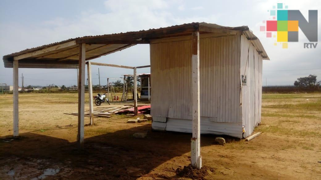 Continúa la instalación de coheteros en Coatzacoalcos