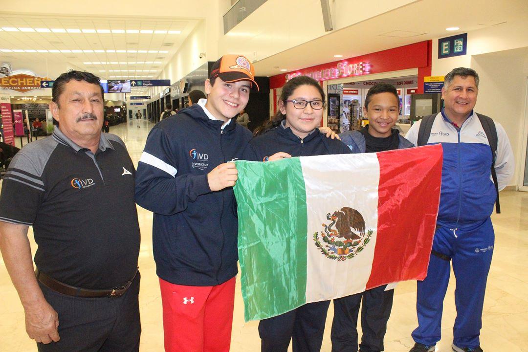 Viajan a Panamericano en Ecuador judokas veracruzanos