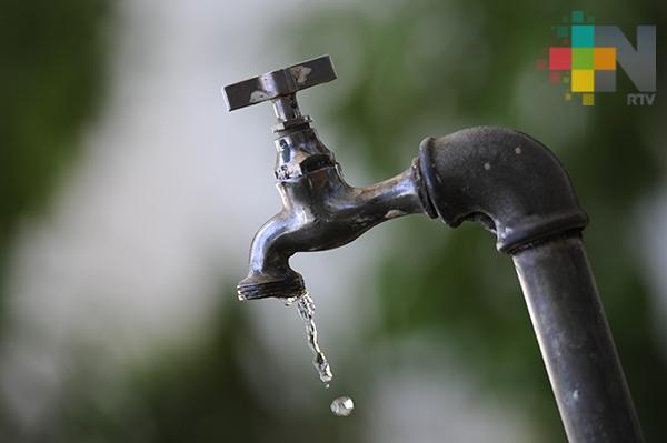Habrá cortes de agua en Veracruz, Boca del Río y Medellín de Bravo