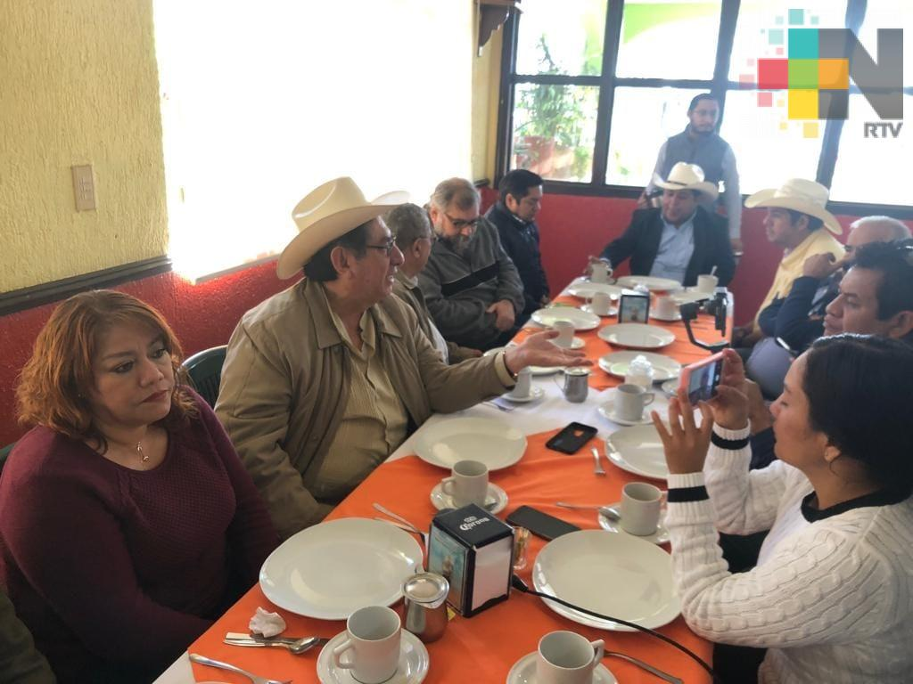 CNC realizará movilizaciones en municipios de Veracruz contra tarifas de la CFE