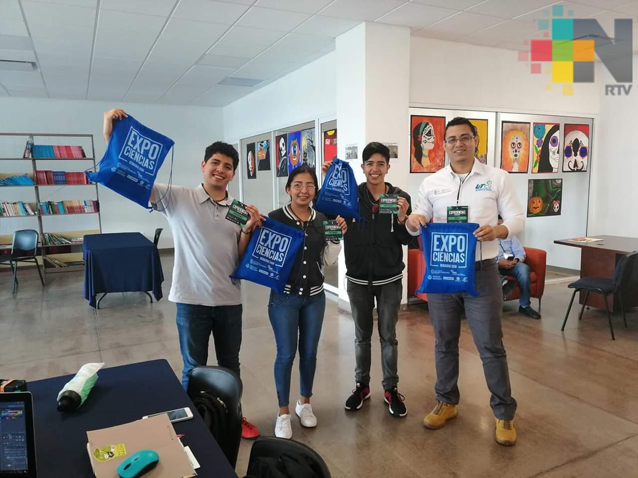 Estudiantes de UTCV ganan pase a certamen internacional en Abu Dabi, Emiratos Árabes Unidos