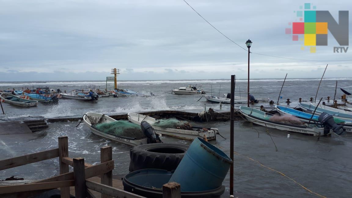 Frente Frío 29 traerá evento de Norte para la zona de costa de Veracruz