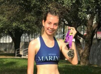 Recibir el Premio Nacional de Deportes es un privilegio: Alegna González