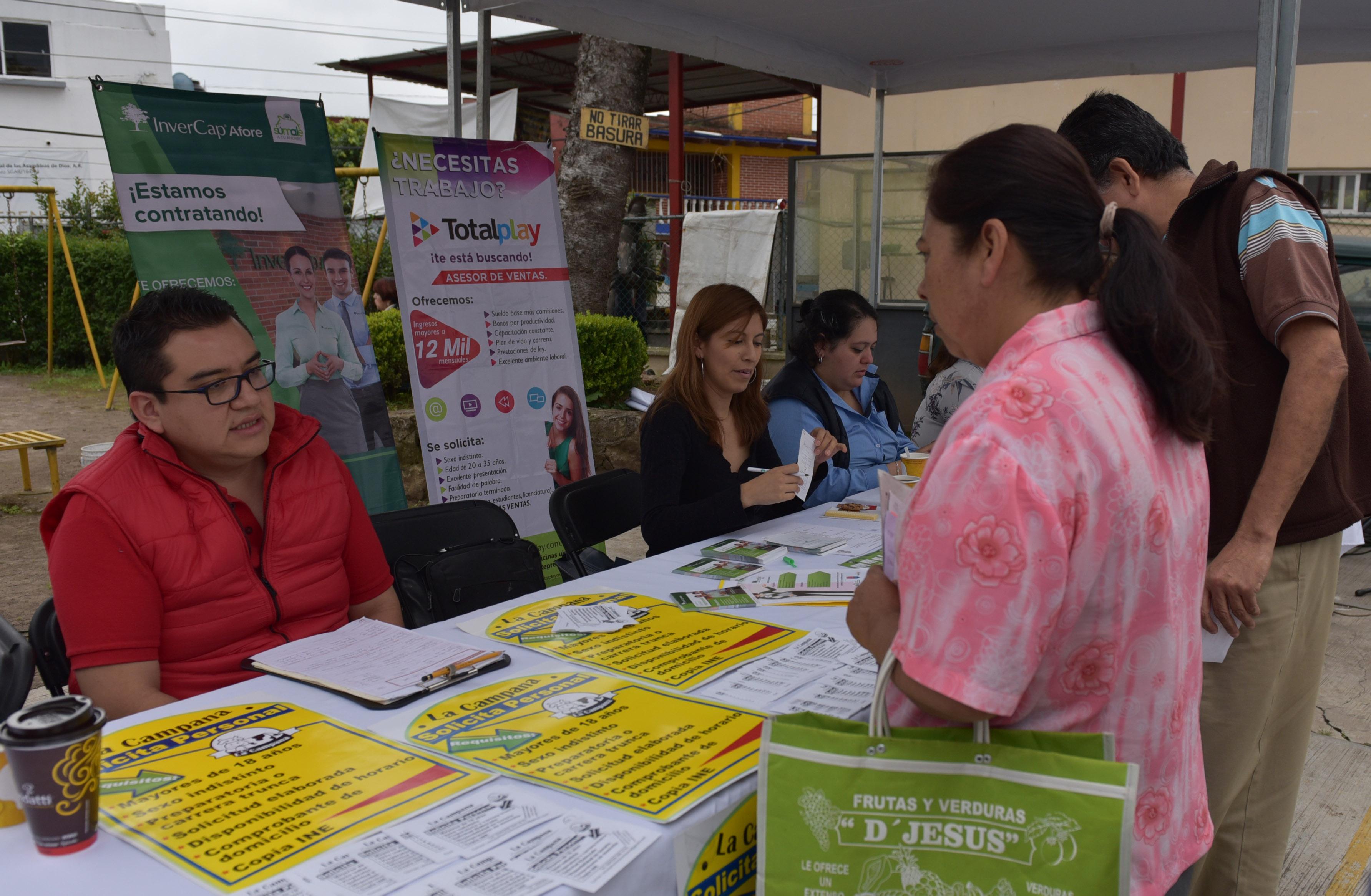Realizarán Feria del Empleo en Minatitlán por el Día de la Mujer